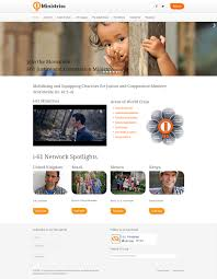 Home Design Interactive Website Website Redesign I 61 Ministries Oasis Interactive