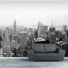 Self Adhesive Wallpaper by New York City Self Adhesive Wallpaper Mural By Oakdene Designs