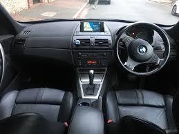 Bmw X3 Disel 2006 Bmw X3 M Sport 3 0 Diesel Auto Black Sat Nav Full Service