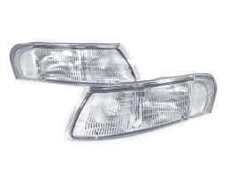 Sho Clear ford taurus sho mercury depo clear corner light