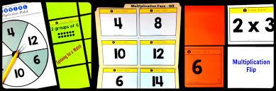 5 fun ways to teach multiplication facts mr elementary math