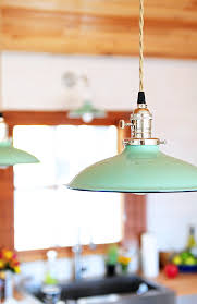 how to make a barn light fixture the retreat remodel no 4 new kitchen lighting from barn light