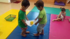 balance game preschool kids youtube