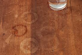 how to remove white spots of wood furniture how to remove water stains from wood better homes and gardens