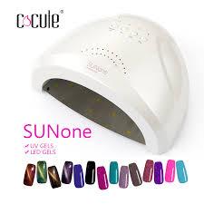 cocute sunone 48w nail dryer uv lamp nail polish dryer light led