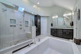 ideas for remodeling a bathroom steve nicolle s master bathroom remodel pictures home
