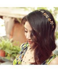 hair accessories india buy hair clip chain stylish hair accessories wedding hair