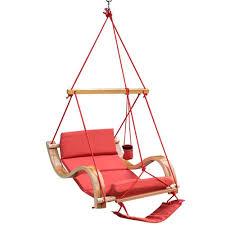 lazydaze hammocks cushioned hanging hammock swing lounger chair