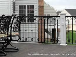 aluminum deck railings by www seoic com youtube