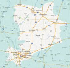 Decatur Illinois Map by Delivery Info Puritan Springs St Louis Illinois