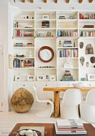 Dining Room Shelves Dining Area Shelving Eclectic Dining Room New York By The