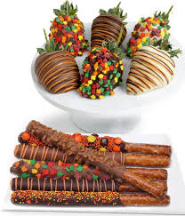 chocolate covered company thanksgiving chocolate gifts
