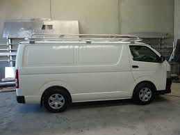 van ford econovan custom roof rack built to suit your needs