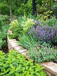Steep Hill Backyard Ideas Garden Tour Tame A Steep Backyard Midwest Living