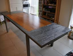 Table Repas Style Industriel by Table Repas Style Industriel Topfrdesign Co