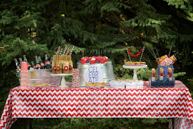 4th of july party and giveaway
