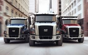 semi truck companies cat ct660 dump truck heavyhauling cat ct660 dump trucks