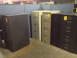 Vertical File Cabinets by The Bradley Company