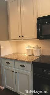cream cabinet kitchen kitchen cabinet backsplash tile for cream cabinets colours to