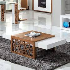 Wood Design Coffee Table by