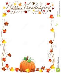 Thanksgiving Borders Clip Thanksgiving Border Clipart