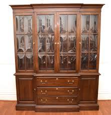ethan allen china cabinet ethan allen china cabinet mahogany home furniture decoration