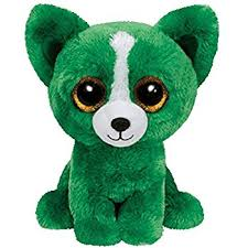 amazon ty dill green dog beanie boos special edition
