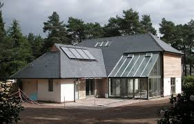 eco house design plans uk inhouse design architects new build st ives dorset