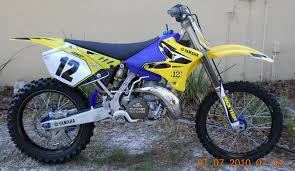 yamaha motocross bikes for sale dave david berger mx collection motocross vintage yz rm cr kx
