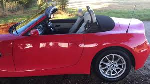 2008 bmw z4 2 5 manual 6 speed convertible roadster video review