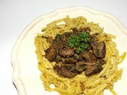 cuisiner l ail coeurs de canards à l ail et au persil simple et rapide ça ne