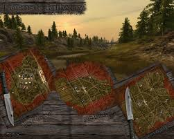 The Forest Game Map Forest Railway Battlefield 2 Maps