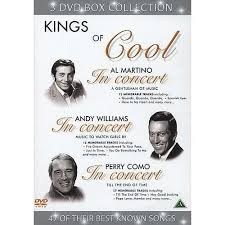 of cool in concert by al martino andy williams perry