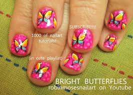 nail art design crazy neon nails fun neon nails neon flower