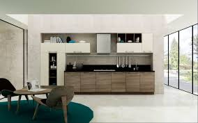 Two Colour Kitchen Cabinets Magnificent 60 Contemporary Kitchen 2017 Decorating Design Of