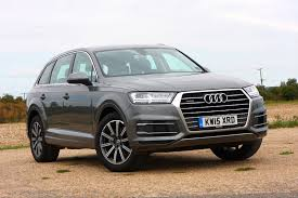 audi jeep 2016 the best family suvs parkers