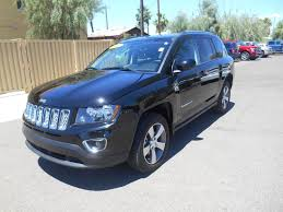 2016 used jeep compass fwd 4dr latitude at phoenix certified cars