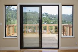 Pet Door For Patio Door by Patio Doors Replacement Patio Doors The Window Factory