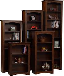 ashery shaker bookcases town u0026 country furniture