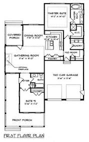 plan 42211db two bedroom ranch home ranch house plans ranch