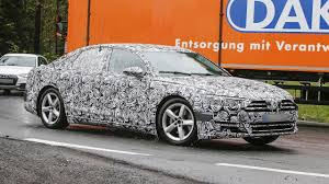 vwvortex com spy photos fourth generation 2018 audi a8 d5