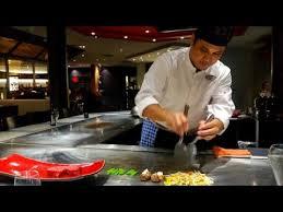 restaurant japonais chef cuisine devant vous devant au restaurant kamome ève