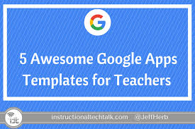 5 awesome google docs slides and sheets templates to use with