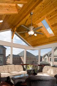 Angled Ceiling Fan by Bedroom Traditional Bedroom Design With Sloped Ceiling And