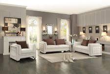 faux leather sofa sets ebay