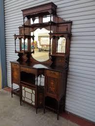 Etagere Antique English Antique Hutch Etagere Cabinet Sideboard Antique Furniture