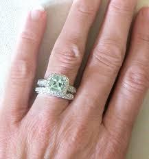 green amethyst engagement ring green amethyst diamond ring b green amethyst engagement ring