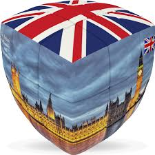 Buy Flags In London Gems Of Design V Collections Rotational Cubes Clever Twisty