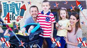 4th of july in small town america family vlog youtube