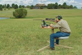 Plans For A Shooting Bench Build Your Own Shooting Range Guns And Shooting Realtree